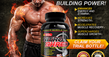 Nitro Shred Body Building