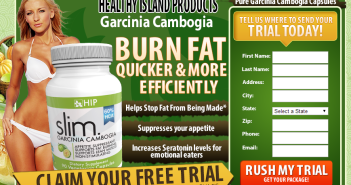 HIP Slim Garcinia Trial Offers