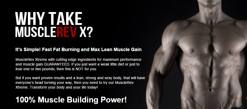 Muscle Rev X Reviews