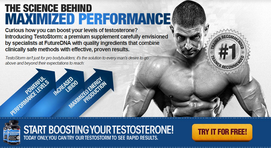 Tesostorm Supplement