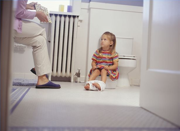 How to Stop Diarrhea in Kids