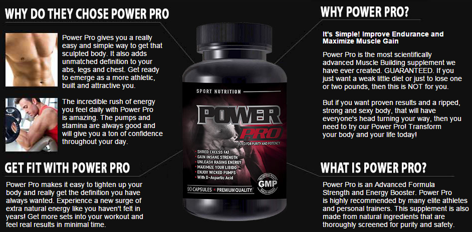 Power Pro Build Muscle Fast Review