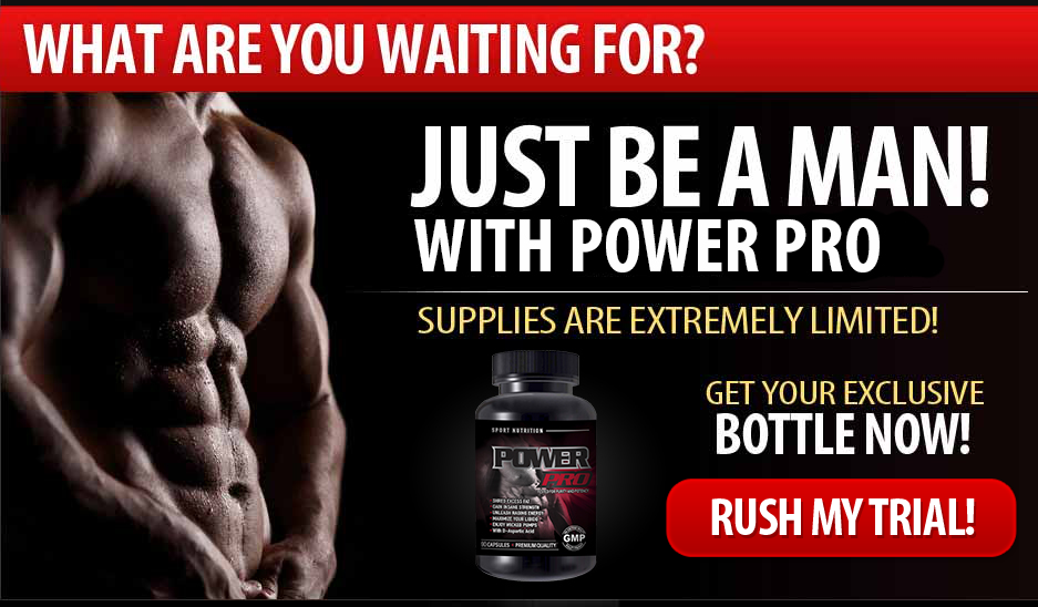 Power Pro Build Muscle Fast